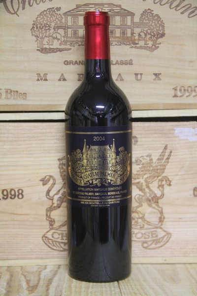 2004 Chateau Palmer - JP Fine Wines price Singapore Bordeaux France