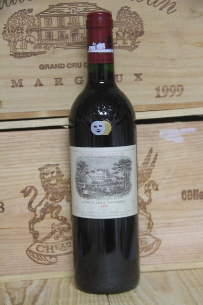 1999 Chateau Lafite Rothschild - JP Fine Wines price Singapore Bordeaux France